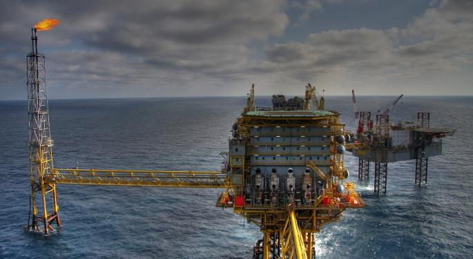 Los precios del petróleo suben más del 11%