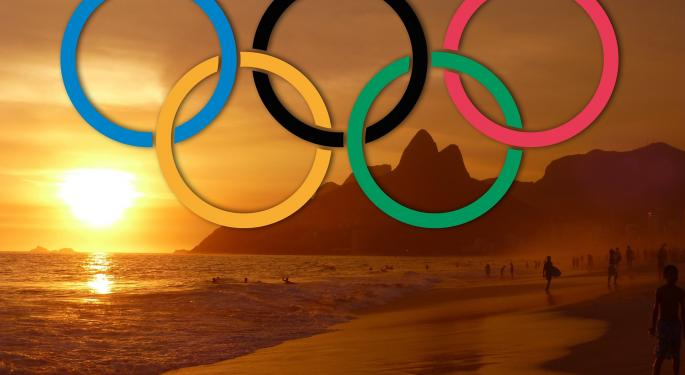 From McMuffins To Mobile: Tracking Olympic Sponsors With TD Ameritrade's JJ Kinahan