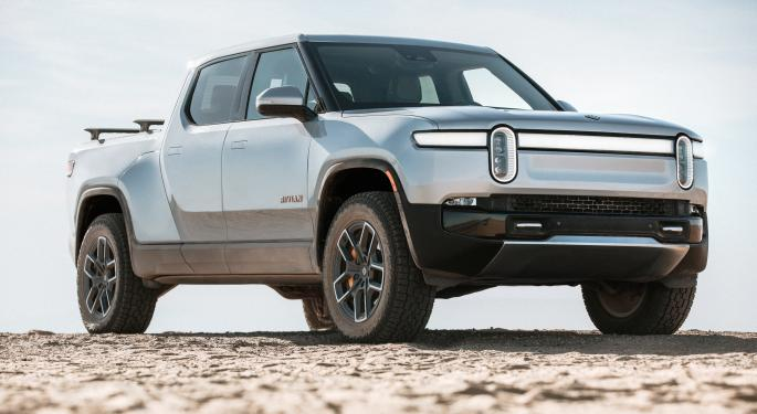 Amazon-Backed Rivian Defers Production Over Supply Chain Concerns: Bloomberg