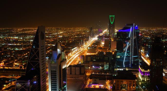 Saudi Arabia Reportedly Considering Oil Production Cuts Due To Coronavirus Risk