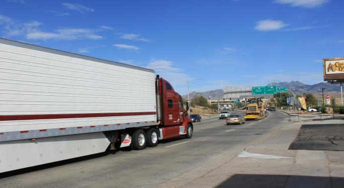 Truckers Rally Against Oregon Cap-And-Trade Bill