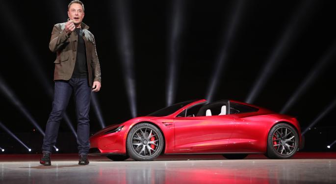 Tesla Passes $500B Market Cap As S&P Inclusion Approaches