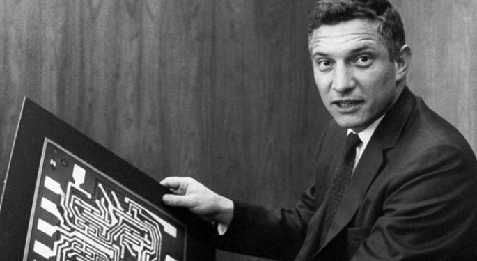 This Day In Market History: First Patent Issued For Integrated Circuit