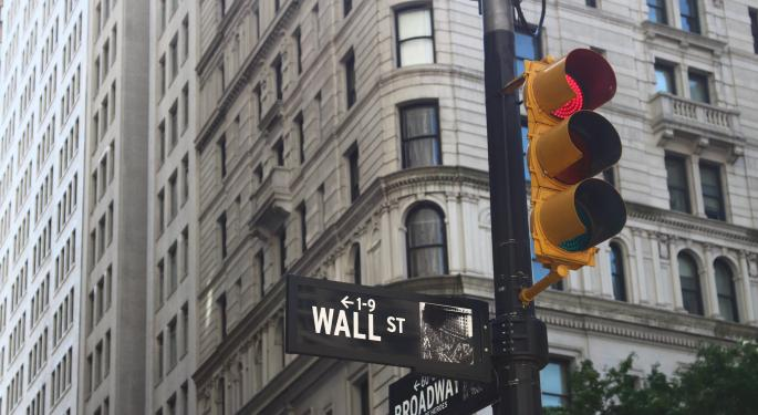 Investors Seem To Take Some Cheer From Decent Bank Earnings, But COVID-19 News Weighs