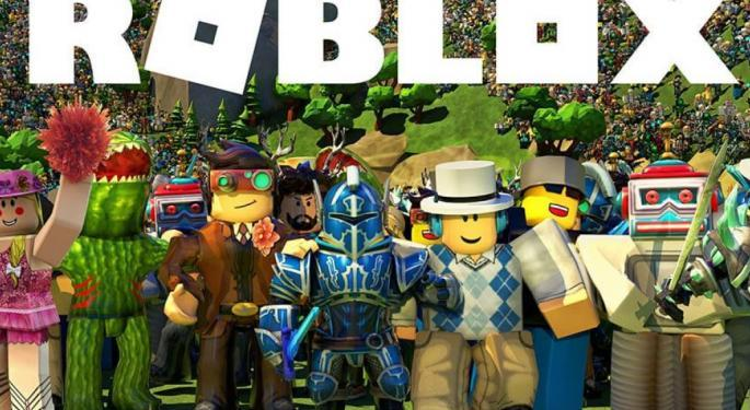 Roblox Stock Is Trading In A Pattern And Could Be Ready For A Move Soon