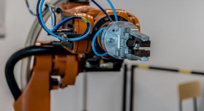 Robotics Rebound Carries This ETF
