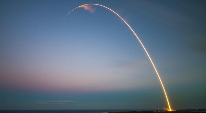 Out Of This World: Is Space A New Twist On Frontier Investing?