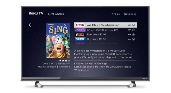 Roku Dips As Comcast Could Be Eyeing Smart TV Market