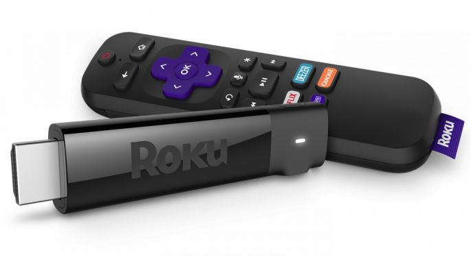 Why Roku's Stock Is Trading Higher Today