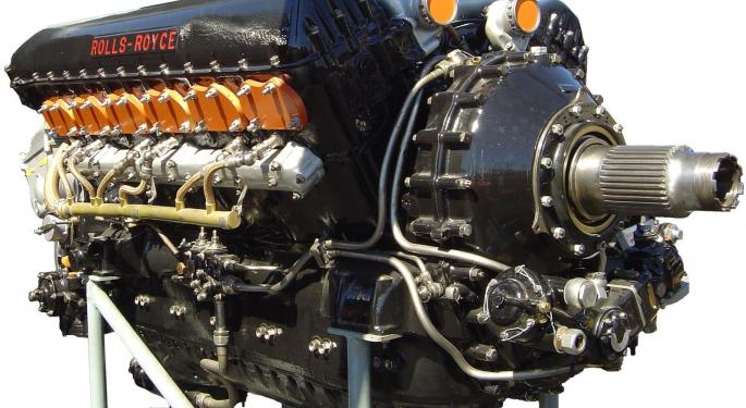 This Day In Market History: Ford Agrees To Make Rolls-Royce Engines