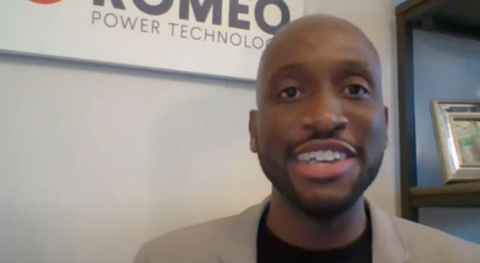 Exclusive: Romeo Power's CEO On 'The Electrification Decade'