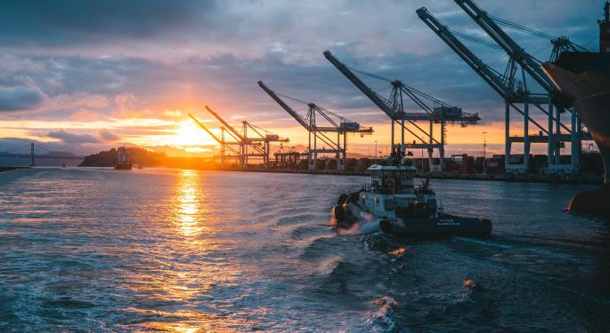 South Carolina Ports Sees Signs Of Economic Recovery