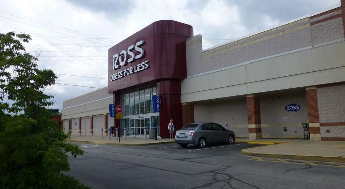 Hurricane Harvey May Have Been A Tailwind For Ross Stores