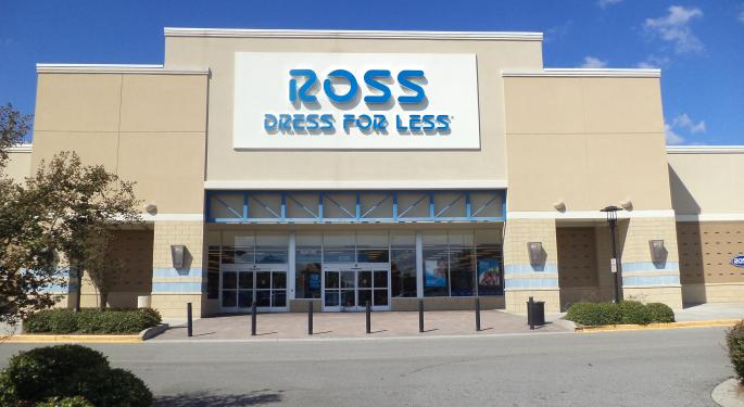 Ross Stores: Finding Buried Treasure In The Retail Space