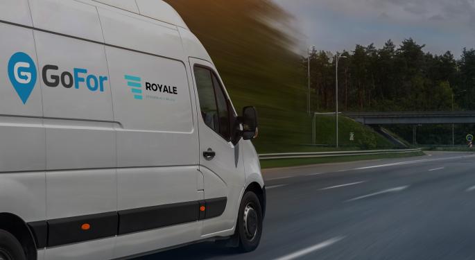 GoFor, Royale EV Partner On Fleet Electrification
