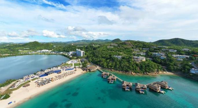Marriott Picks Up 19 Resort Hotels From Sunwing Travel Group