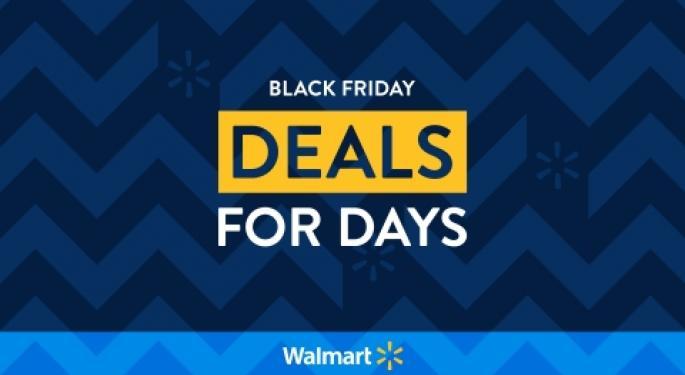 Walmart Details 'Revamped' Holiday Plans: 'Black Friday Deals For Days'