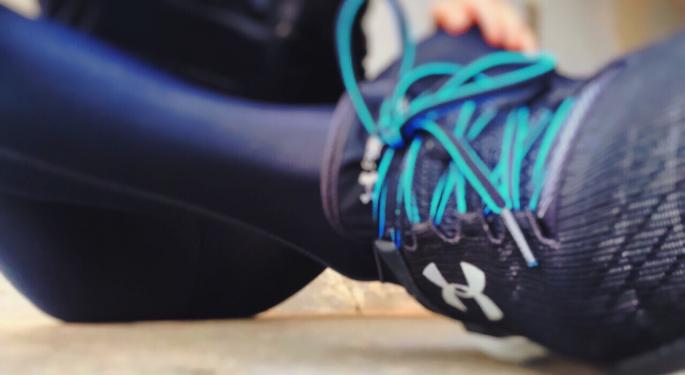 Competition From Under Armour And Adidas Could Continue To Weigh On Nike