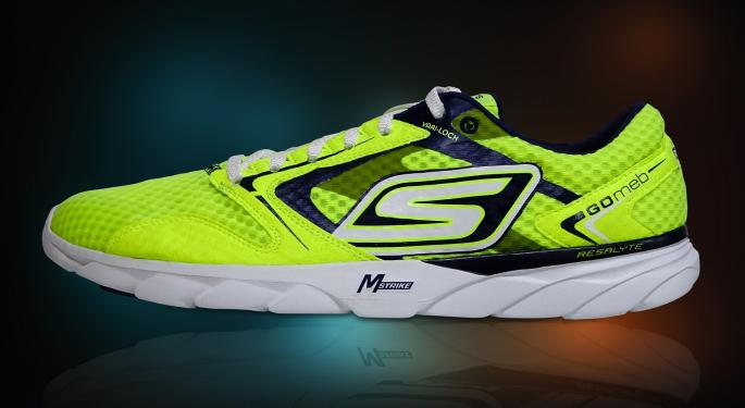 Skechers Shares Have Potential For 20% Upside From Here