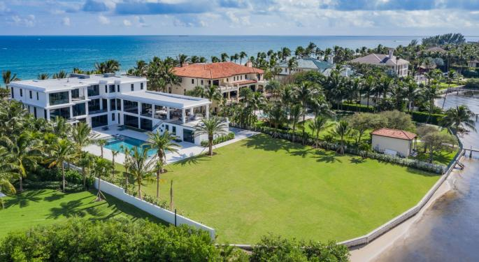 Check Out This New Oceanside Florida Estate Going For $44.5M