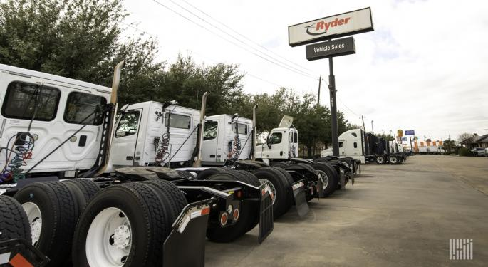 Ryder's Used Vehicle Sales Climb In Value, Nearing Or Surpassing Targets
