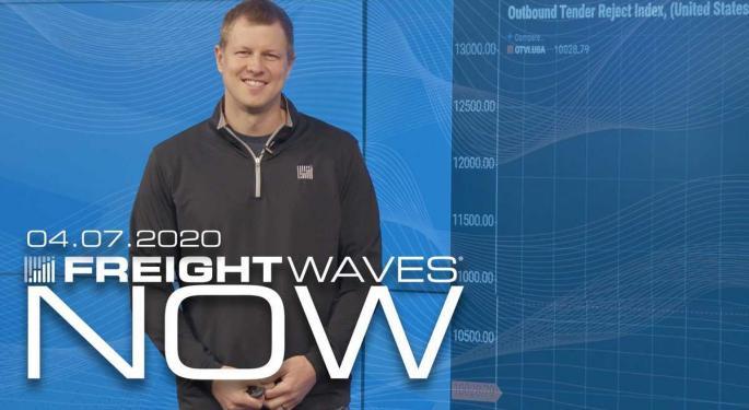 Lower Volumes Change Market Balance – FreightWaves NOW