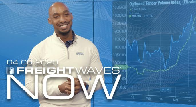 Volumes Drop, But Not Evenly – FreightWaves NOW