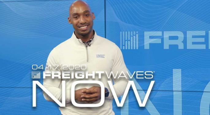 A Few Big Markets Bounce – FreightWaves NOW