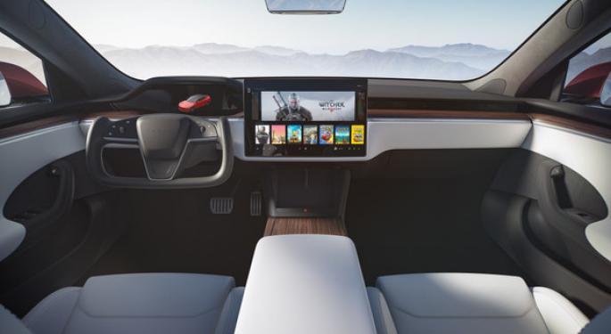 Tesla podría añadir a su app nuevas funciones como la FSD