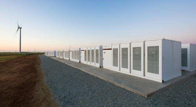 Tesla Delivers On Promise Of World's Largest Battery, Cars Still Pending