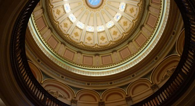 Supreme Court: State Lawmakers Can Draw Political Boundaries To Benefit Their Party