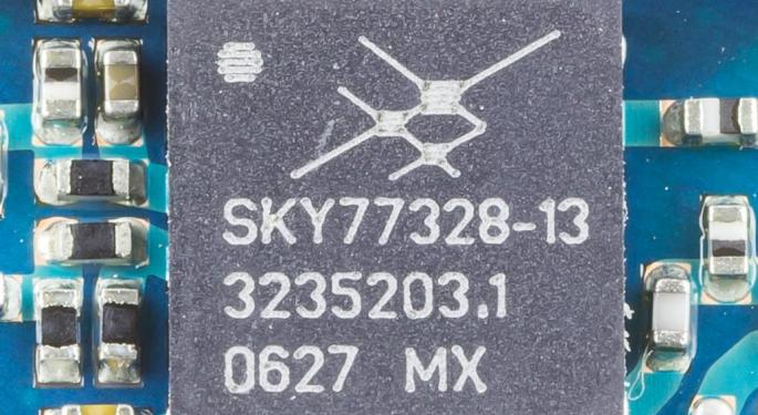 Skyworks Guidance Cut Due To Huawei Ban