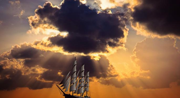 Neoline Is Bringing Back Ship Sails To Combat Carbon And Sulfur Emission Regulations