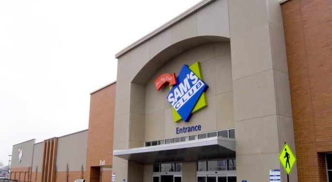 Oppenheimer Downgrades Walmart, But Keeps Retailer 'On The Radar'