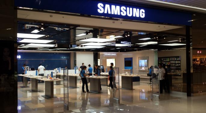 Samsung Offsetting Recall Costs By Selling Stakes In Other Tech Companies