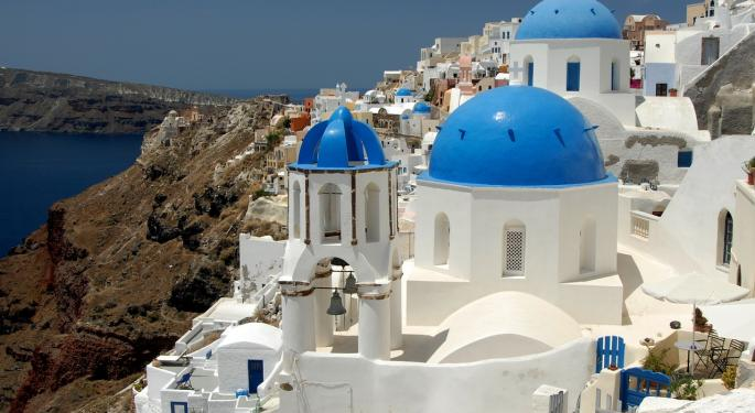 Who Still Believes Greece Won't Default And Will 'Work Out A Deal?'