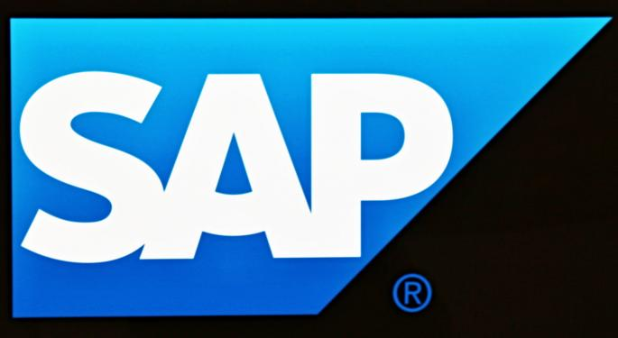 SAP Lowers 2020 Guidance As Revenue Falls In Q3