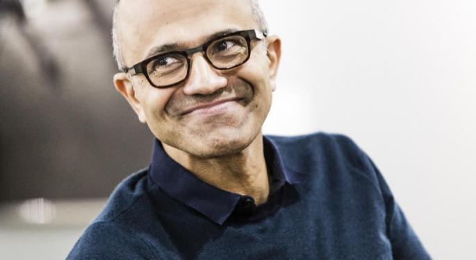 Wedbush Raises Target As It Predicts Cloud Services Will Lift Microsoft Above Wall Street Estimates