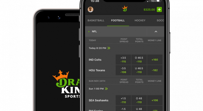 DraftKings Announces Virginia Launch Of Mobile Sports Betting: What's Next For The Sector?
