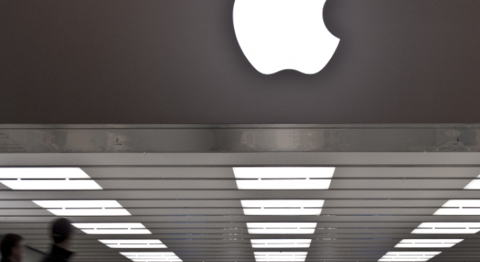 Apple Made $1 Billion Without Selling a Single Product