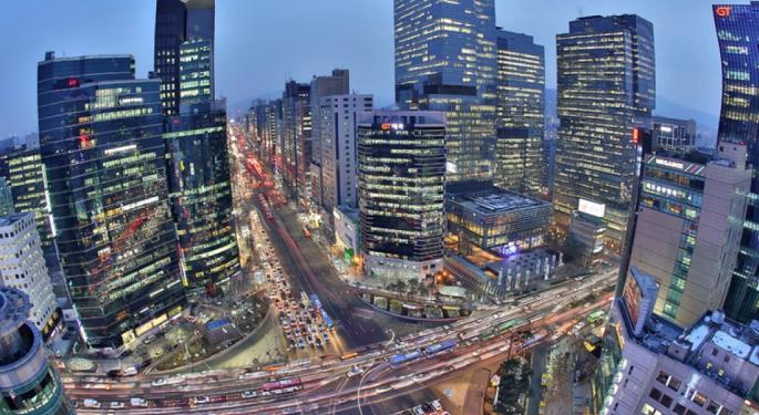 South Korea: The Center Of The Tech Universe