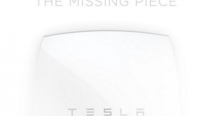 Tesla, Elon Musk Introduce The Home Battery