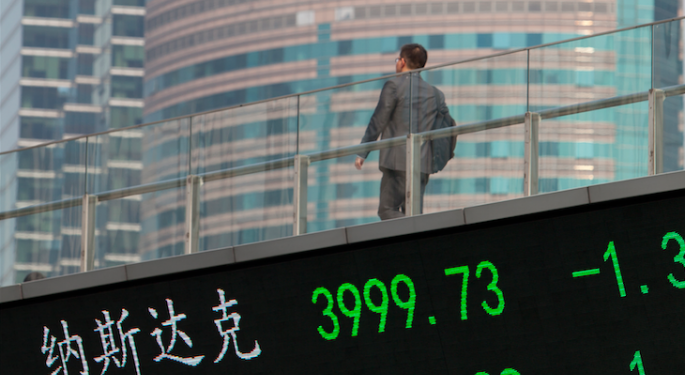 More Evidence China Is In A Stock Market Bubble
