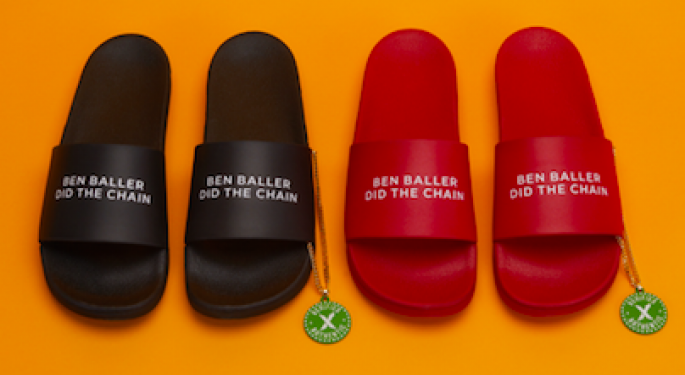 StockX Is Using A Dutch Auction To Sell Ben Baller Slides In Its Latest Product IPO