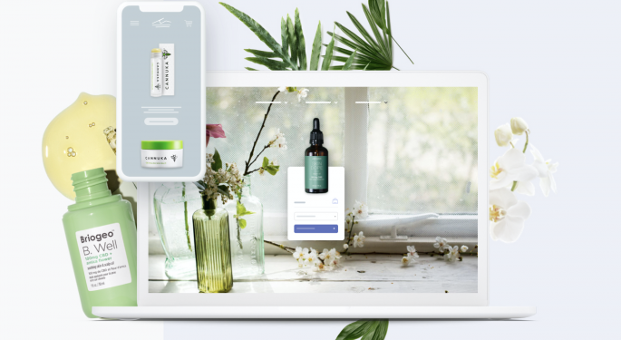 Shopify Launches CBD Business In The US: 'Shopify Didn't Get Into CBD; CBD Got Into Retail'