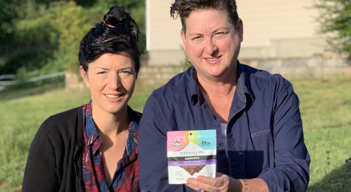 The Anything-But-Boring Story Behind The CBD Brand A Boring Life, Its LGBTQ Founders