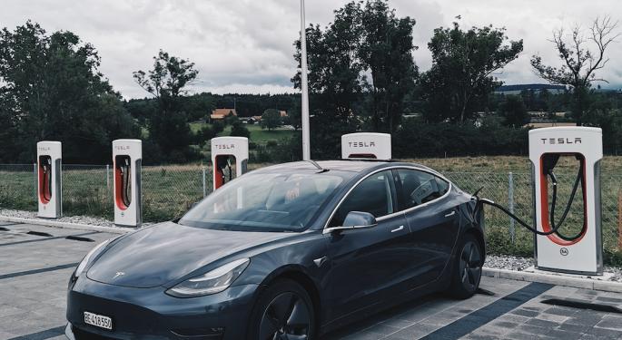 Panasonic Won't Make Batteries For Tesla In China
