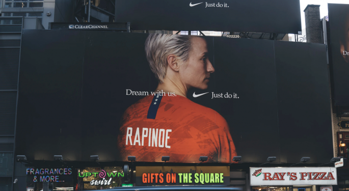 Megan Rapinoe: An Advocate Of All Things Progressive