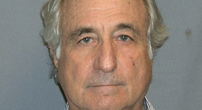 Bernie Madoff Says He's Terminally ill, Asks For Release From Prison