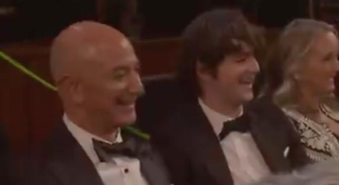 Steve Martin, Chris Rock Make Jokes About Amazon And Jeff Bezos At The Oscars
